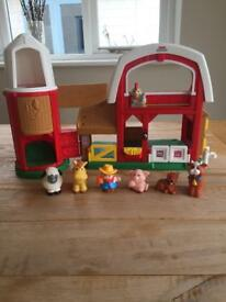 Farmyard Set by Fisher Price