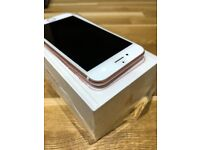 Apple iPhone 7 Rose Gold 32GB Excellent Condition UNLOCKED