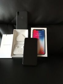 Iphone X 256GB Factory Unlocked for sale