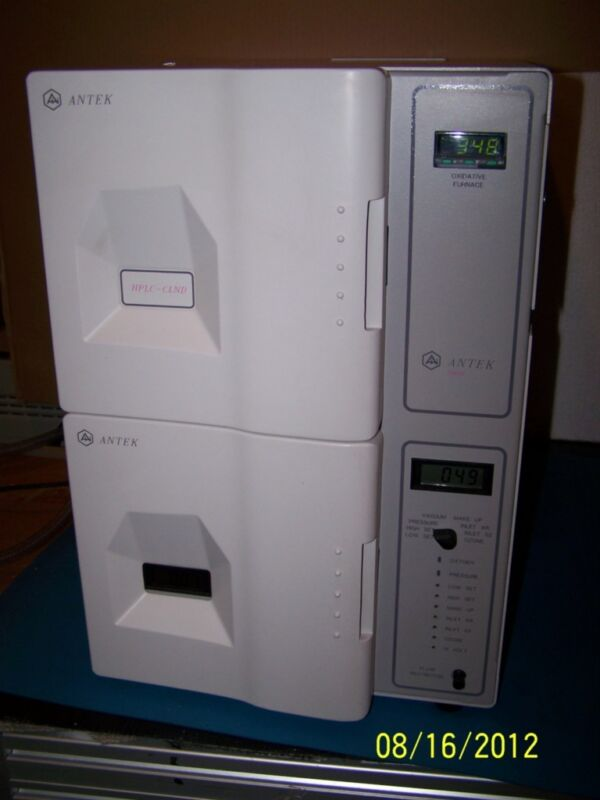 Antek 8060 Equimolar Detector Nitrogen  Liquid Chromatography  Hplc-clnd
