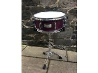"Mapex ""M"" Series snare drum"