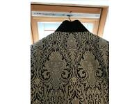 Black Wedding sherwani for men-Almost Nee