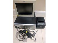 epos PC / touch monitor / thermal printer-- comBo hardware