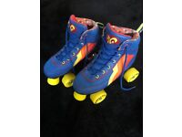 Roller Boots Rio Size 4