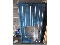 New Stainless Steel Kitchen Sink