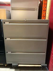 Teknion 3 Drawer Lateral File - $250