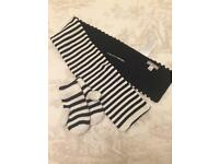 Verbaudet scarf and mittens set boys 24-36months
