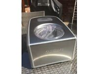 Cuisinart professional icecream maker (excellent condition)