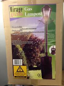 Mirage gas lamp posts BRAND NEW !!!
