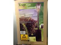Mirage gas lamp posts BRAND NEW !!!