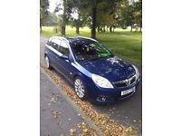 Vauxhall signum exclusive 1.8petrol nav sat! 140bhp