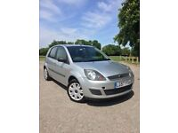 FORD FIESTA STYLE 1.4L, FULL SERVICE HISTORY + 1 YEAR MOT + ONLY 1 PREVIOUS OWNER