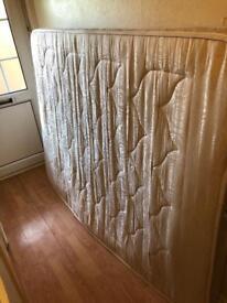Free king mattress it's free take it £0