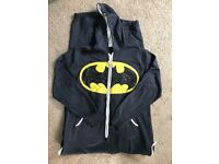 Men's XL Batman onesie