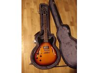 Ibanez AS73 hollow body (left handed) + hard case
