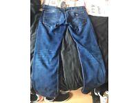 Armani jeans 32waist 34leg
