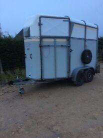 Bateson Deauville 55 Horse Trailer Box