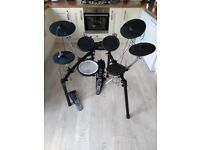 Roland TD4 electronic drum kit