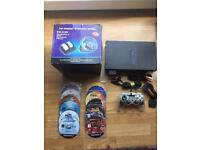 PlayStation 2 console, ps2 and games.