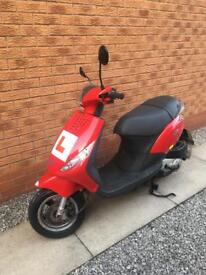 FOR SALE PIAGGIO ZIP 50 MOPED