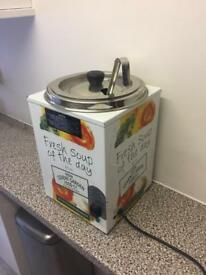 Catering Soup warmer