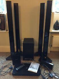 • Samsung Home Entertainment System - Wireless Surround Speaker