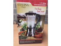 Cucina Soup/Smoothie Maker