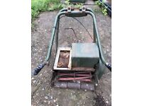 Vintage ATCO Lawnmower - rare restoration project.