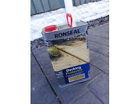 Ronseal Decking Protector - Natural