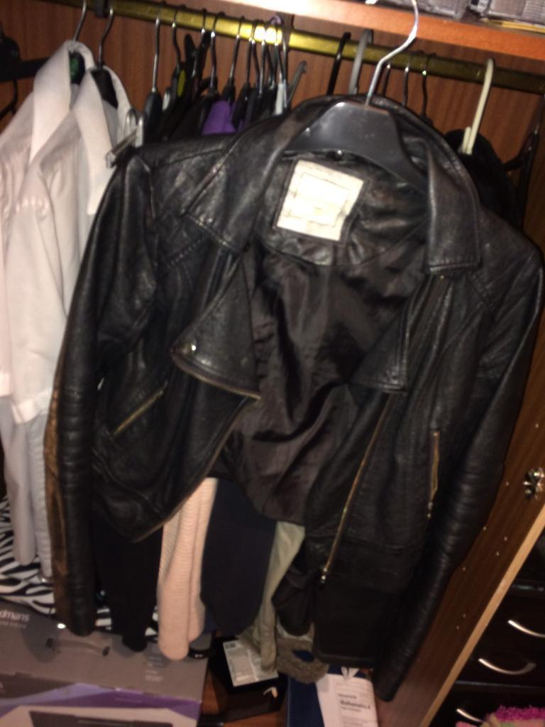 Leather jacket new look - Women S Leather Jacket New Look