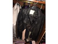 Women's Leather Jacket New Look