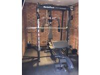 Nordic e8200 Multi gym smiths machine squat rack