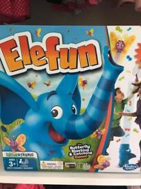 Elefun and Scrabble