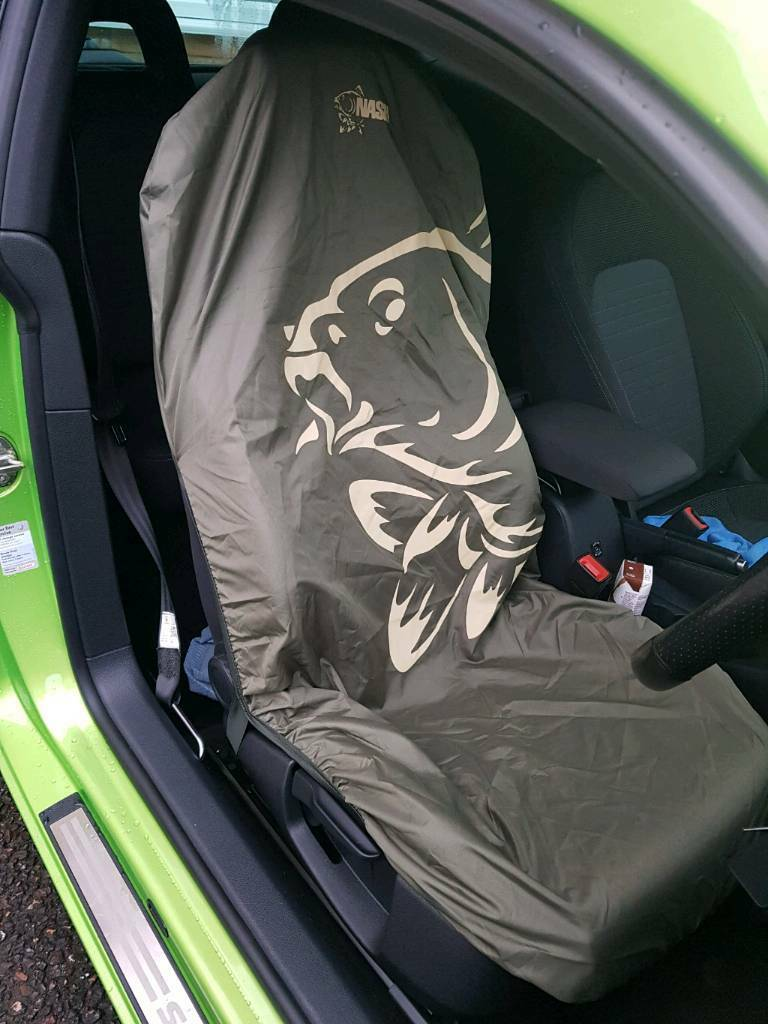 Nash car seat covers, carp   in Crewkerne, Somerset   Gumtree