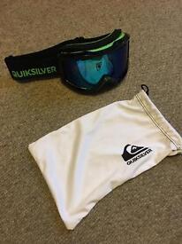 Quiksilver Ski Googles - Brand New