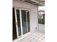 Patio Doors UPVC Good Condition