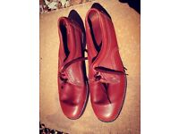Brown Bowls Shoes size 9