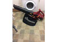 Brand new sovereign leaf blower/vacuume 2 stroke