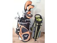 Palm Springs Visa Golf Set