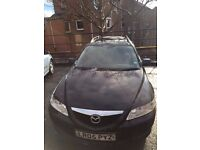 Mazda 6 estate 2.0L petrol good condition