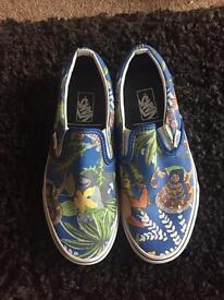 Jungle book Disney Vans
