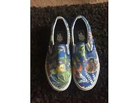 Jungle book Disney Vans
