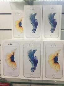 I phone 6s(WITH WARRANTY AND RECEIPT) UNLOCK