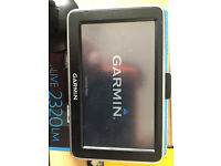 Garmin Live 2320LM with 3D Traffic live & Sandisk Ultra 32gb Micro SD card SatNav sold for repair