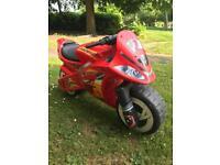 Motorbike (balance)