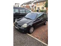 *** Renault Clio 1.2 2002 swap px ***