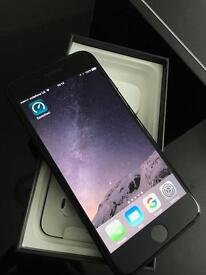 iPhone 7 jet black 128gb vodafone