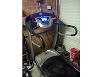 Horizon Ti22 Folding Treadmill Good Used Condition