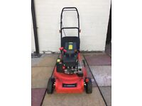 Lawnmower with free petrol can - ADJUSTABLE PRICE!