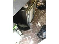 6 burner cooker with 2 steel cookers